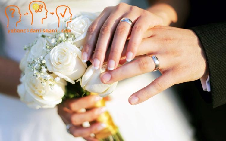 Türk Vatandaşı İle Evli Yabancılar İçin İkamet İzni